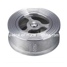 Válvulas unidirecionais de retenção de disco de válvulas unidirecionais para a braçadeira