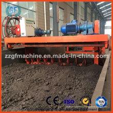 Máquina de fabricação de compost de adubo de frango