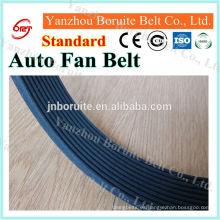 Todo el tipo utilizada en TOYOTA de la correa del ventilador de enfriamiento auto OEM 90916-T2006