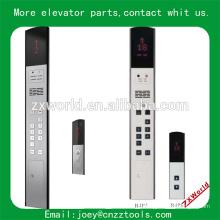 Panneau de commande d'atterrissage d'ascenseur et panneau de flot d'ascenseur