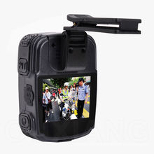 Mini Police DVR, 1080P, 2.0 inch 16:9 TFT LCD Screen, 16 Mega Pixels CMOS Sensor, H.264 Video Format