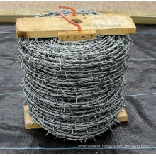 Barbed wire (galvanized & PVC coated)