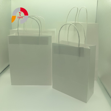 Custom Logo Shopping Paper Bag with Handle