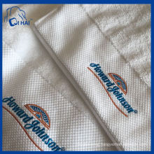 Cotton Yarn Hotel Embroiderytowel Embroidered Towel (QH90221)