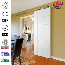 Indian House Models Pulley Interior Barn Door