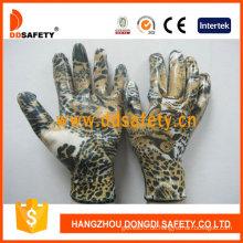 Nylon mit Nitril-Handschuh-Dnn357