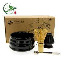 Neue gemischte Kombination Matcha Zubehör Geschenk-Sets Matcha Tee machen Kit Set