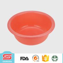 Lavabo de colada redondo plástico del bebé del uso multifuncional de calidad superior en venta