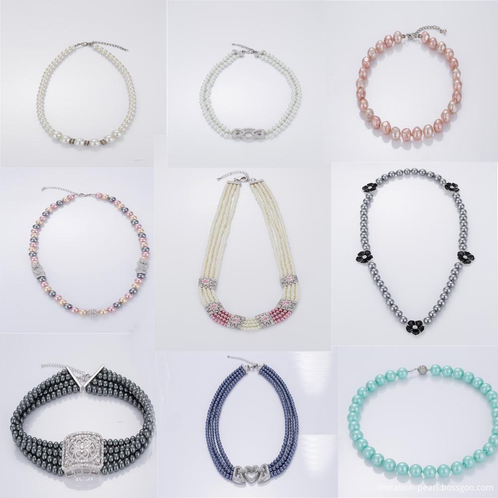 High fashion Jewelry Pearl Jewelry Set