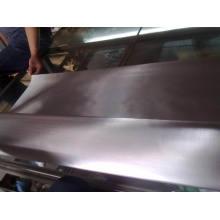 Malla de alambre tejida holandesa de acero inoxidable
