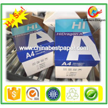 Alimentation papier 80GSM A4