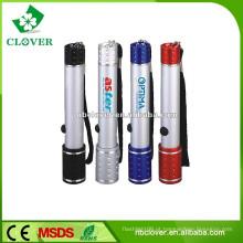 12000-15000MCD 6 lanterna led keychain para promoção
