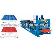 Farbige Stahlformmaschine, Galvanisierter Stahlformmaschine
