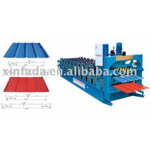 colored steel forming machine,Galvanized steel forming machine