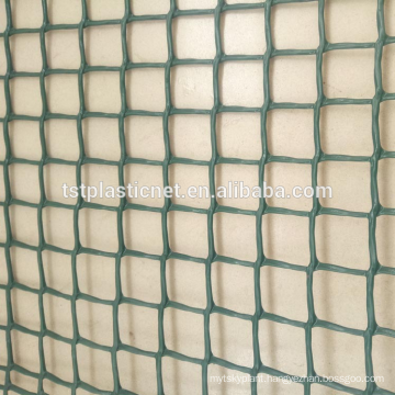 animal and pet control plastic hdpe extruded hard plastic garden trellis fencing mesh net