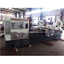Máquina Cw6280b máquina de torno de sillín común con certificación CE