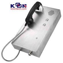 Pulseira de fio de telefone Atacado Telefone ao ar livre Telefone fixo Knzd-35