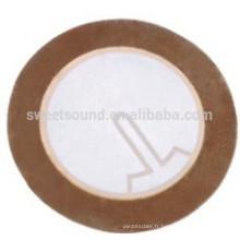 35 mm 3KHz élément céramique piézoélectrique