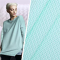 Bubble Twill Jacquard Tricot Femme Pyjamas Tissus Tissu
