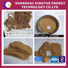 IAF good quality crush walnut shell filter media for oil water treatment