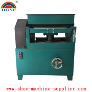 Cutting board planer for shoe factory