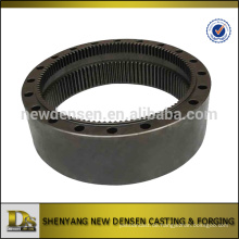 CNC-Bearbeitung Edelstahl-Zahnradring