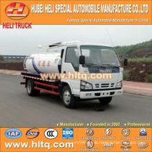 Japan Technologie 4x2 4000L Dung Saugwagen 98hp gute Qualität