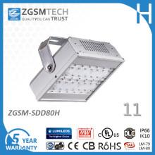 Kohlen-Bergwerk-Tunnel-Licht der hohen Qualität 80watt LED
