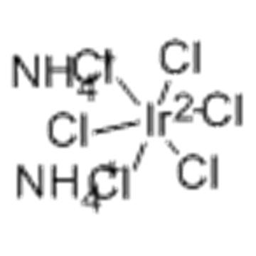 Iridate(2-),hexachloro-, ammonium (1:2),( 57278883,OC-6-11) CAS 16940-92-4