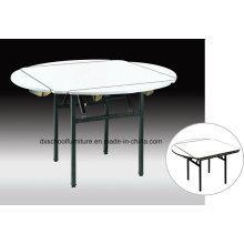 Folding Table Restaurant Table for Hotel Dining Hall