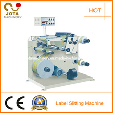 Jumbo Roll Label Sticker Slitter Rewinder with CE