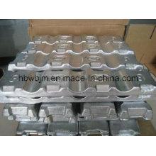 Lingote de zinco especial de alta qualidade