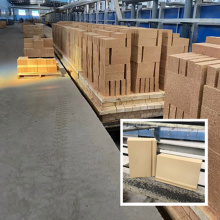 Middle-High Alumina Lining Brick Ceramic Ball Mill Grind