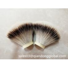 Fan Shape Silvertip Badger Knots