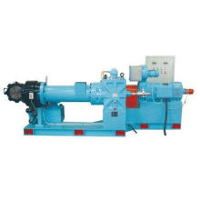 Energy saving rubber strainer machine , rubber processing m