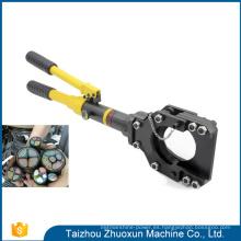 El más nuevo tirador del engranaje fácil funcionó el cable dividido de la unidad El corte hidráulico del cortador de tijera del corte de tijera