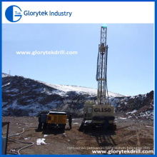 Newly Designed Gl150 High Pressure Drilling Rig