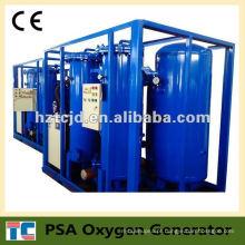 Fábrica de oxigênio de PSA que gera a manufatura de China do sistema com aprovaçã0 do CE