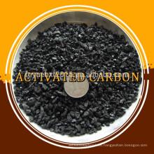 Carbón activado granular a base de carbón para la purificación del agua