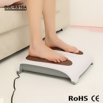 Rotating and Infrared Foot Reflexology Massager Machine
