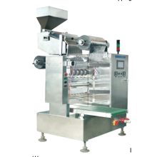Automatic strip packing machine