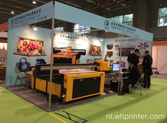 Digitale UV-Printer voor leder/PU/PVC