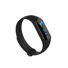 0.86 inch OLED screen watreproof bracelet