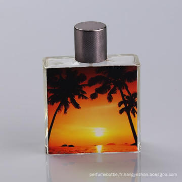 Sérigraphie Unique Bouteilles de parfum en verre