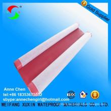 Die meisten professionellen Lieferanten PVC wasserdichten Dach Membran in China