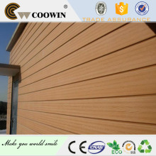 Prefabricated houses wood plastic composite wall panel