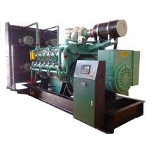 1000kVA Générateur de gaz de 800kW BIG avec les vannes de contrôle de gaz de l'Allemagne