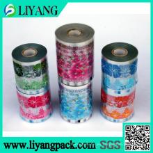 Muchos diseños de flores para elegir, película de transferencia de calor