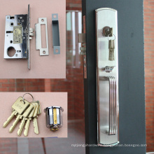 Wholesale Door Lock with Plate Face 304 Stainless Steel Material