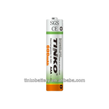 ni-cd AA 1.5v rechargeable battery with factory price